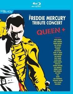 Queen + - Freddie Mercury Tribute Concert [Blu-ray] [Amazon Prime & Media Markt Abholung]