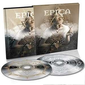 2 CD Epica - Omega Digibook für 7,99 € bei Amazon Prime