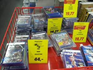[Lokal MediaMarkt Berlin Tempelhof] Sackboy 19,77€ (PS4), Pikmin 3 20€, Paper Mario Origami King 19,77€ (Switch), Nioh Collection 44€ (PS5)