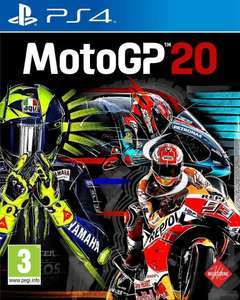 MotoGP 20 (PS4) für 10,95€ (Amazon IT)