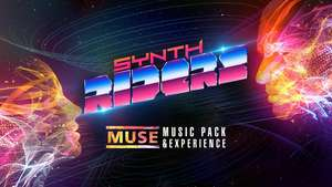 Synth Riders im Oculus Store (inkl Crossbuy Quest/Rift)