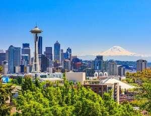 Flüge: Seattle / USA (bis Juni 2022) Hin- und Rückflug mit Oneworld von Frankfurt und München ab 282€