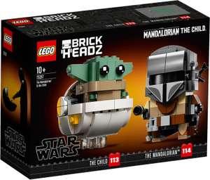 LEGO Star Wars - Der Mandalorianer und das Kind (75317) für 14,44€ (Thalia)