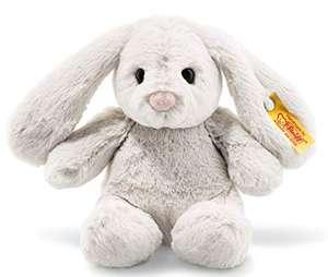 Steiff Hoppie Hase - Plüschhase mit Schlappohren 18 cm für 14,63€ (Amazon Prime)