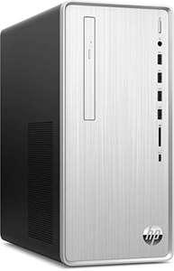 [Diverse] HP Desktop TP01-2001ng AMD Ryzen 5 5600G 3.7GHz, 8GB RAM, 256GB SSD, AMD Radeon, FreeDOS