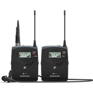 Sennheiser EW 112P G4-E-Band - Drahtloses Mikrofonsystem (bzw. 515€ s. Beschreibung)