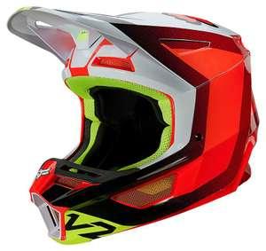 FOX V2 Voke Motocrosshelm, 3 Farben, Größen XS-2XL, Modell 2021 [Louis]