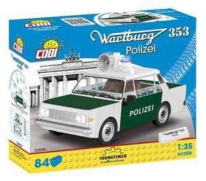 Cobi Wartburg 353 Polizei, Bausatz für 8,11€ (Thalia Club)