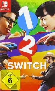 (Kaufland oder Amazon) 1-2-Switch / Nintendo Switch