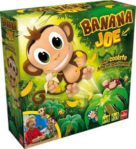 Goliath Toys, Banana Joe, ab 4 Jahren, Gesellschaftsspiel, Aktionspiel