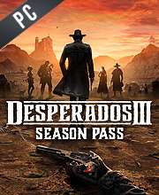 Desperados III Season Pass (Steam) für 5,19€ (Steam Shop)
