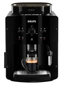 Krups EA 81R8 Arabica Kaffeevollautomat schwarz Versandkostenfrei