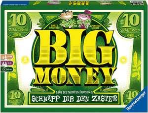 Ravensburger Würfelspiel Big Money für 10€ (Müller Abholung)