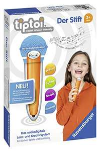 Ravensburger Tiptoi Stift mit Aufnahmefunktion innovatives Lern & Kreativsystem für 24,99€ (Amazon Prime)