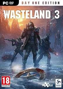 Wasteland 3: Day One Edition (PC) für 13,97€ (Amazon FR)