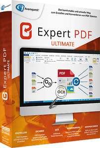 Expert PDF 14 Ultimate mit OCR Modul CD/DVD - Box - Unbegrenzte Laufzeit