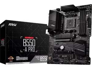 [MM Club] MSI B550-A PRO Mainboard