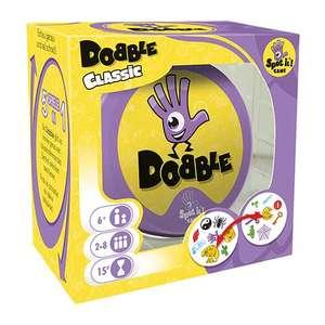 [KULTCLUB] Kartenspiel/Gesellschaftsspiel/Partyspiel Dobble (2-8 Spieler ab 6, BGG 6.6 [außerdem Dobble 1,2,3 6,79€ | Dobble Frozen 7,81€]