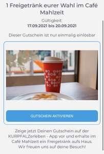 (Mannheim) Freebie: kostenlos Kaffee oder anderes Getränk für Registrierung