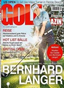 Golf Magazin Abo (12 Ausgaben) für 91 € mit 90 € BestChoice-Gutschein oder 85 € BC inkl. Amazon (Kein Werber nötig) eingestellt