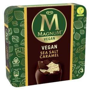 [tegut] Langnese Magnum Eis Vegan Almond oder Salted Caramel für 1,99€ | ab dem 20.09.