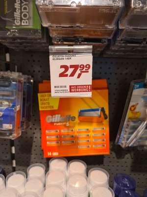 Gillette Fusion 5 Ersatzklingen 14 Stück (2 Euro pro Klinge)