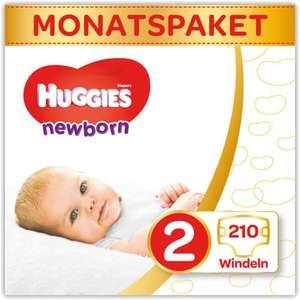 (windeln.de) 2+1 Gratis auf alle Huggies Produkte, z.B. Windeln ab 12 Cent oder 25% Rabatt auf Eco by Naty Windeln, ab 15 Cent pro Windel