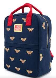 30% Rabatt auf alle Loungefly Produkte bei [zavvi] z.B. Wonder Woman Rucksack