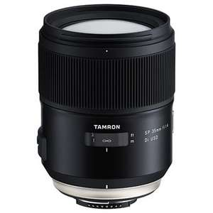 Tamron SP 35mm F1.4 Di USD Objektiv für Canon EF-Mount