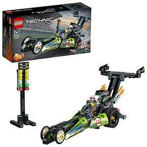 LEGO Technic - 2 in 1 Dragster Rennauto (42103) für 14,44€ (Thalia)