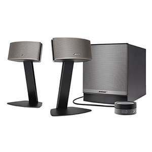 [Amazon.es] Bose ® Companion 50 Multimedia 2.1 Lautsprechersystem schwarz