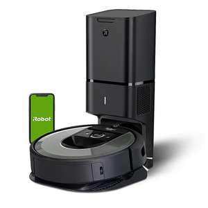 iRobot Roomba i7+ 7550 Saugroboter Raumkartierung Absaugstation