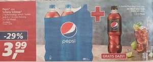 [Real] Pepsi 6x1,5ltr zzgl. 1 Flasche Max 0,5ltr gratis