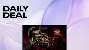 The Exorcist: Legion VR im Oculus store