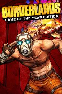 [PC, PlayStation 4, Xbox One, Nintendo Switch] Borderlands Game of the Year - 5 Goldene Schlüssel