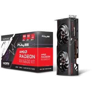 8GB Sapphire Radeon RX 6600 XT Pulse OC Gaming DDR6 (Retail)