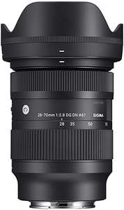 Sigma 28-70mm f2,8 DG DN (C) für Sony-E Vollformat Objektiv