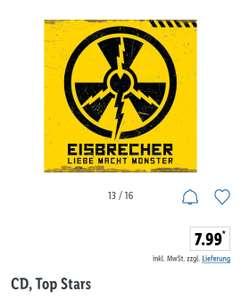 Album Eisbrecher Liebe Macht Monster - (CD)