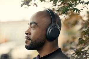 [ Amazon / UK ] Sony WH-1000XM4 Headphones - kabellose Bluetooth Noise Cancelling Kopfhörer ( schwarz )
