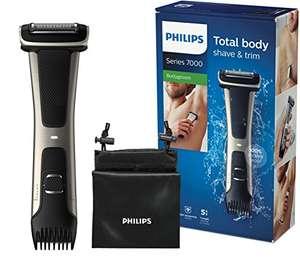 Philips BG7025/15 Bodygroom Series 7000 mit integriertem Kammaufsatz (3 bis 11 mm) für 30,85€ (Amazon FR)