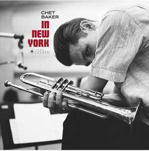 (Prime / Mediamarkt Abholung) Chet Baker - Chet Baker In New York (Vinyl LP)