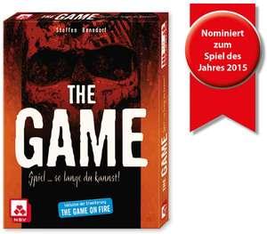 The Game, Kartenspiel für 4,42€ (Thalia Kultclub & Amazon Prime)