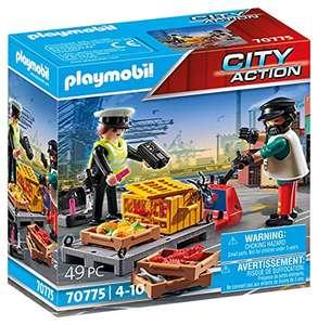 Playmobil City Action - Zollkontrolle (70775) für 7,99€ (Amazon Prime)