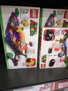 LOKAL: Real Heiligenhaus Lego mario sets