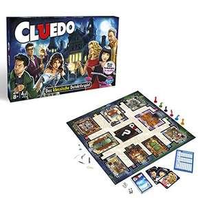 Hasbro, Cluedo, Brettspiel, Gesellschaftsspiel, (Prime)