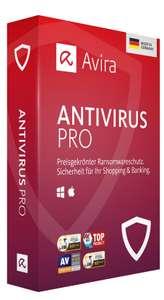 AVIRA Antivirus Pro, 1 Jahr voller Premium-Schutz / 1 Gerät