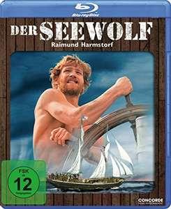 Der Seewolf - Die Legendären TV-Vierteiler (Blu-ray) für 7,91€ (Amazon Prime & Media Markt Abholung Club)