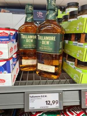 [Lokal Schermbeck Aldi Süd] Tullamore Dew Irish Whiskey für 12,99€