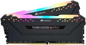 Corsair Vengeance RGB PRO 16GB (2x8GB) DDR4 3200MHz Cl 16
