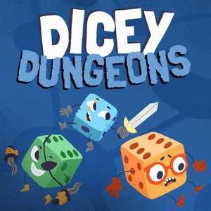 Dicey Dungeons (Switch) für 4,99€ oder für 4,35€ PL (eShop)